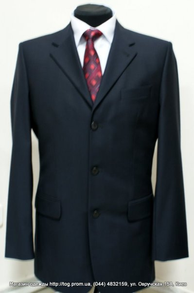 Одежда для мужчин деловой костюм