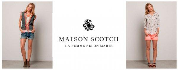 Женская Одежда Maison Scotch